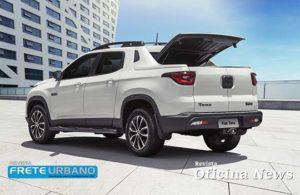Fiat lança a linha 2021 da Toro com mais equipamentos de série