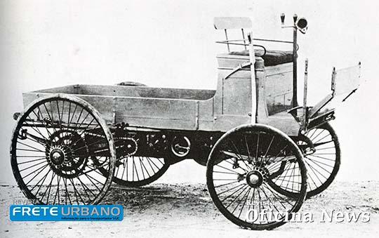 Peugeot relembra história dos seus veículos utilitários de carga