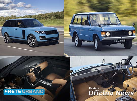 Range Rover comemora 50 anos de história