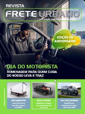 Revista Frete Urbano – Dia do Motorista 2020