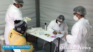 EcoRodovias realiza testes de Covid-19 e vacinas