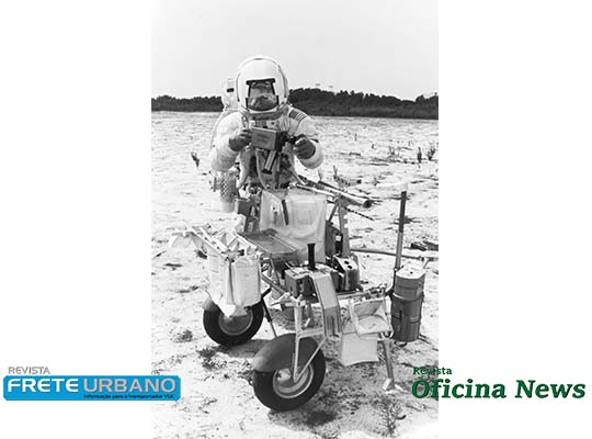 Goodyear destaca participação há 51 anos da chegada do homem à Lua