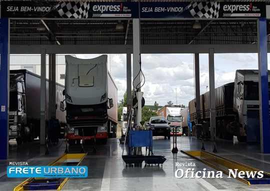 Paccar Parts inaugura box rápido nas concessionárias da DAF