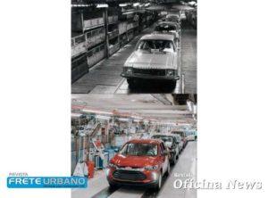 Fábrica da GM em São Caetano do Sul comemora 90 anos