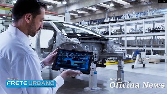 Volkswagen do Brasil faz desenvolvimento de protótipos para Skoda
