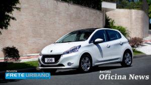 Peugeot apresenta Novo 208 com a nova identidade visual da marca