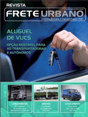 Revista Frete Urbano - Aluguel de VUCs