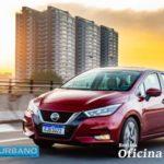 Nissan Novo Versa chega remodelado e com mais tecnologia