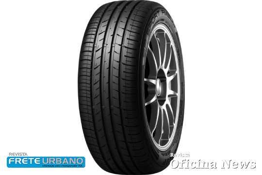 Dunlop SP Sport FM800 é o novo pneu para veículos