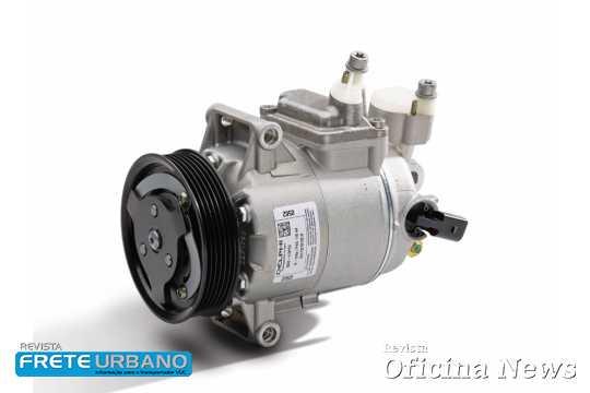 Compressores Delphi Technologies proporcionam mais eficiência