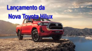 Toyota Nova Hilux 2021