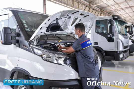 Iveco amplia portfólio de serviços no pós-vendas