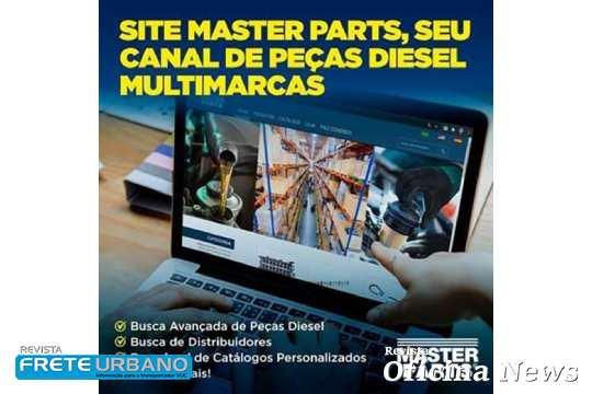 Linha Master Parts da MWM ganha site exclusivo de informações