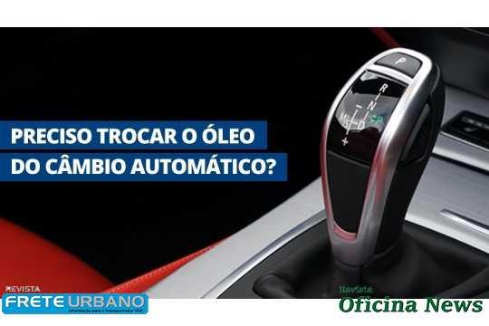 Fluido de transmissão automática é nova linha da Volvoline