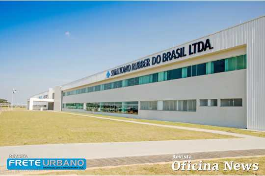 Dunlop comemora marca de 30 milhões de pneus produzidos no Brasil