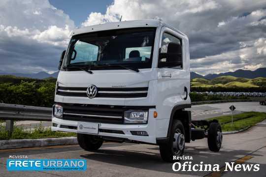 Novo VW Delivery Express+ vem completar a gama de Vucs