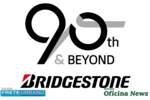 Bridgestone celebra 90 anos de história com diversas ações