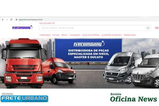 Ivecompany celebra 4 anos operando com vendas de peças Vucs