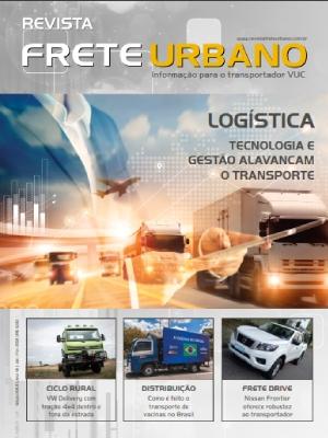 Revista Frete Urbano – Logística e gestão no transporte