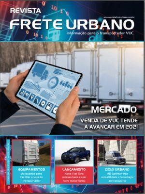 Mercado de VUCs em 2021 – Revista Frete Urbano