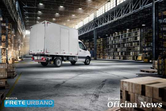 Mercedes-Benz Vans anuncia Sprinter Truck com três opções de chassis