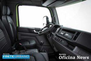 VW Delivery com tração 4x4 pronta para todos os terrenos