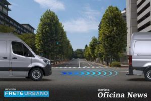 Mercedes-Benz Vans reforça itens de segurança da Sprinter