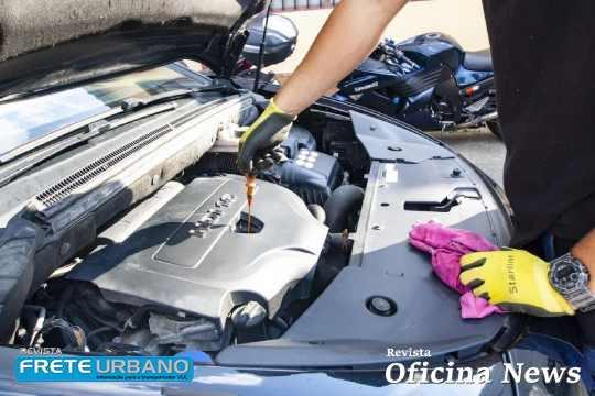 Conheça os mitos e cuidados na troca de óleo do motor