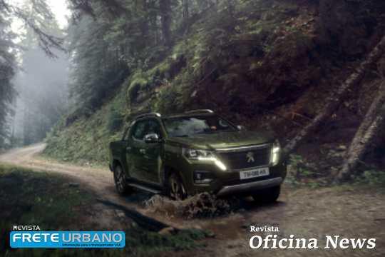 Peugeot Landtrek: picape de até 1,2 toneladas