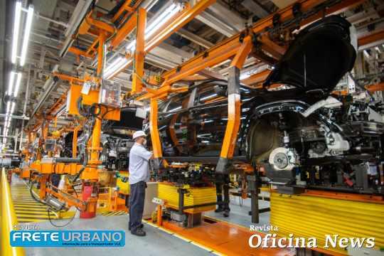 Nova picape da Chevrolet será produzida na fábrica de SCS