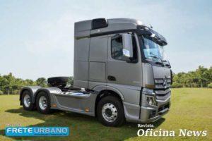 Alliance Truck Parts da Mercedes-Benz reforça portfólio de peças