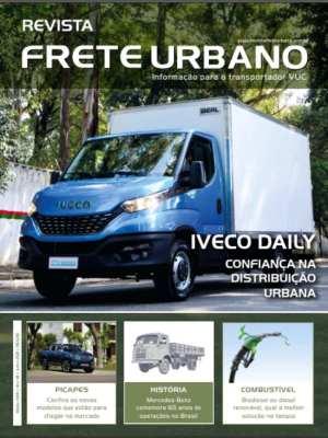Revista Frete Urbano – Distribuição urbana e combustível