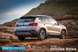 SUV Volkswagen Taos chega com mais sofisticação e tecnologia