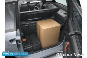 Citroën My Ami Cargo: mais pequenino da distribuição