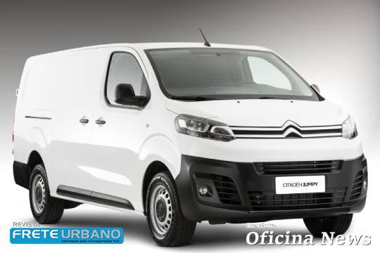 Veículos de carga da Citroën ganham condições exclusivas de vendas