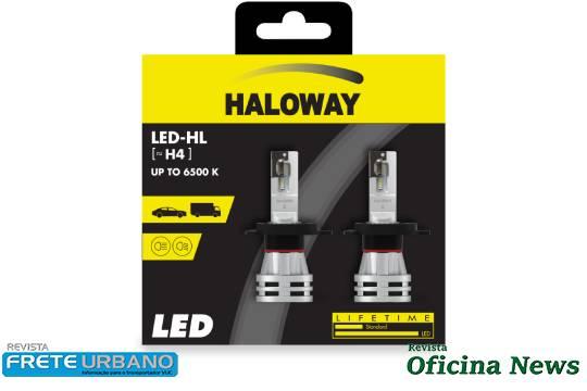 Lumileds reforça os benefícios das lâmpadas automotivas Haloway