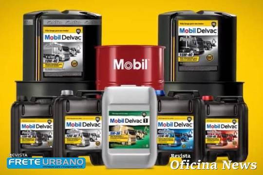 Mobil Delvac esclarece dúvidas sobre troca de óleo e aditivos