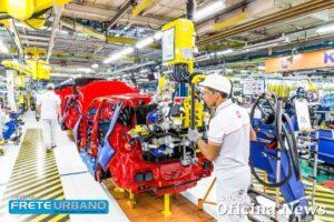 Polo Automotivo da Fiat em Betim completa 45 anos