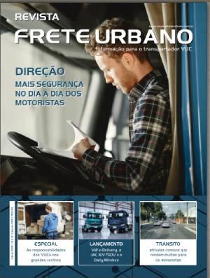 Revista Frete Urbano – Segurança do Motorista