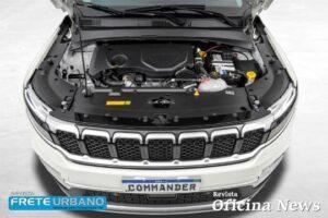 Jeep Commander nacional chega com motores turbo flex e diesel