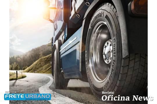 Superaquecimento dos freios compromete ação de pneus de carga