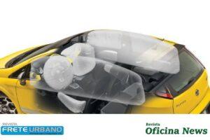 Milhares de carros continuam circulando com airbags potencialmente