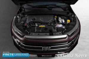 Nova Nova Toro: motor turbo flex de 1.3 litro