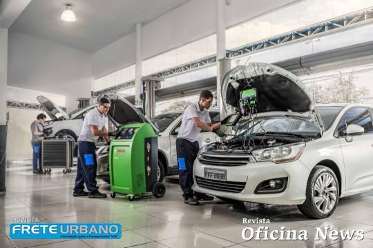 Bosch orienta cuidados com carros que não são usados frequentemente