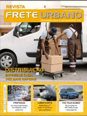 Revista Frete Urbano – Entregas mais rápidas