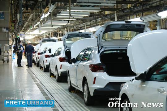 Chevrolet Tracker e Onix passam a ter produções ampliadas